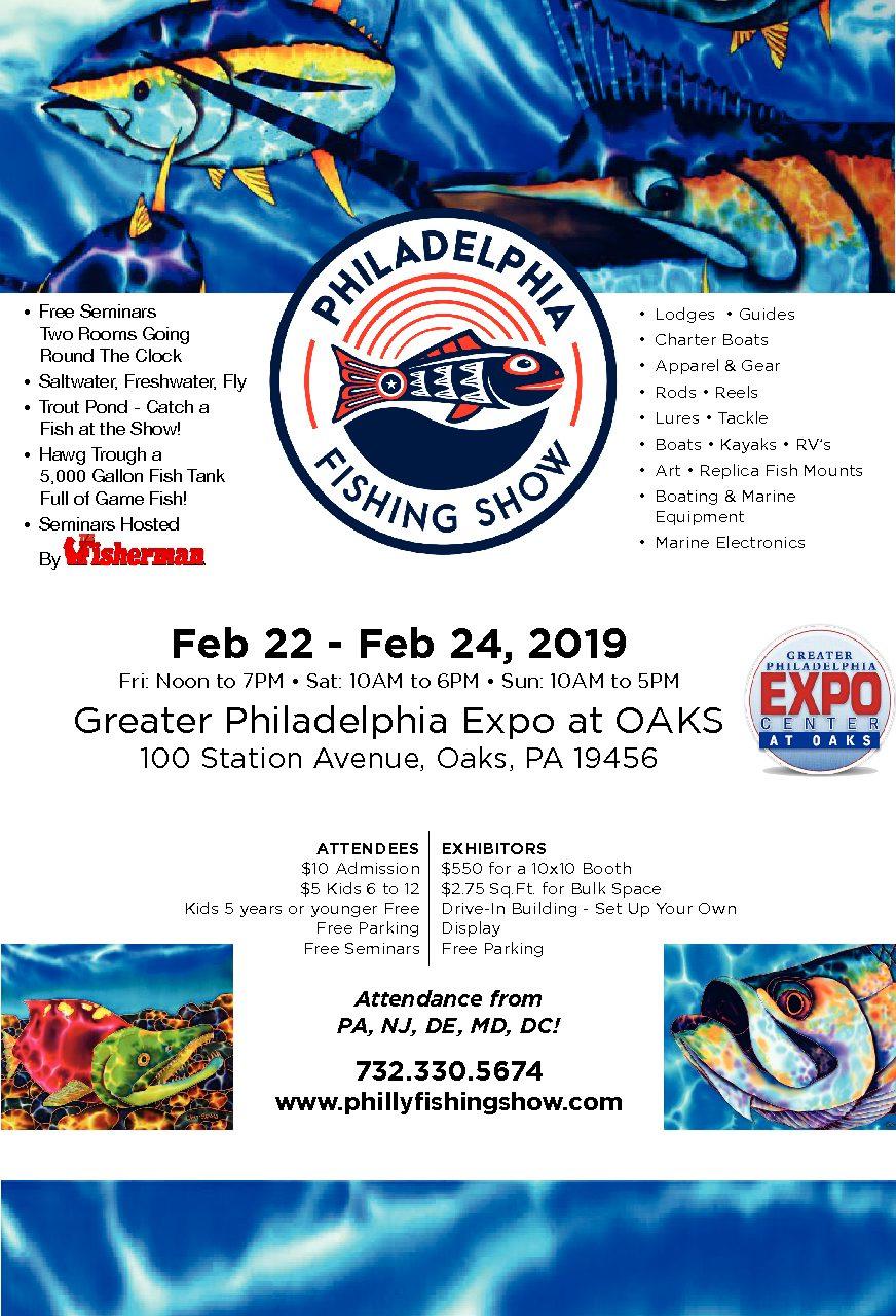 Philadelphia Fishing Show